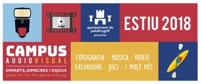 Campus Audiovisual - Estiu 2018